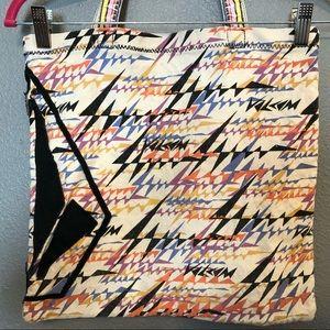 Volcom Bags - Volcom Bolt Tote Bag 100% Cotton EUC